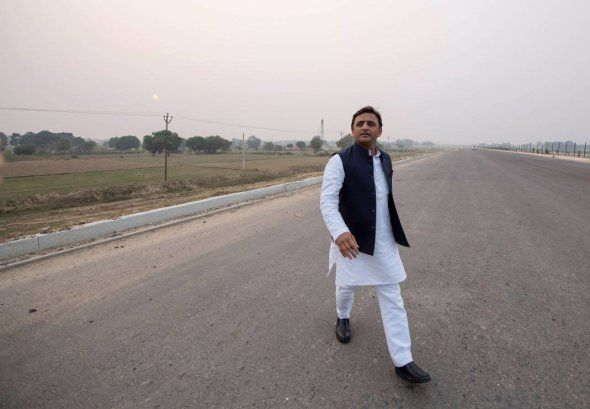 Akhilesh Yadav's 2017 Strategy Is A Tried And Tested Winning