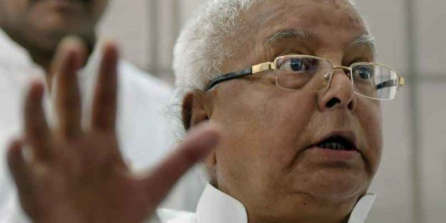 PM Should Pick His Favourite 'Chauraha' Where People Can Punish Him For Demonetisation Chaos, Says Lalu...