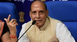 BJP Not Doing Politics of Communalism But The Politics of Justice And Honesty, Says Rajnath