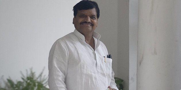 File photo of Uttar Pradesh Minister and Samajwadi party leader Shivpal
