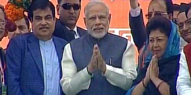 Modi In Dehradun: PM Makes Strong Pitch For Demonetisation, Promises To Weed Out