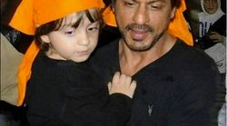 Shah Rukh Khan And Son AbRam At The Golden Temple Are All Kinds Of