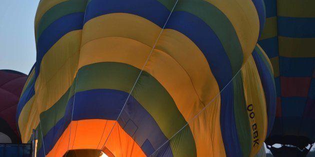 Taj Balloon Festival