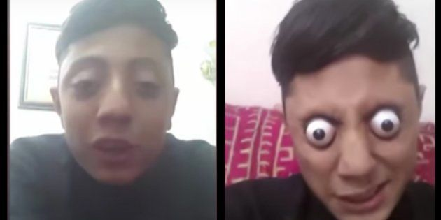 Today In WTF: A Viral Video Of A 14-Year-Old Pakistani Boy Who Can Pop His