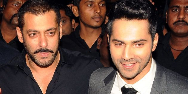 When Salman Khan Threatened To Slap A 7-Year-Old Varun