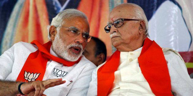 Will Modi Deal With Corruption Charges By Doing An Advani Or A Rajiv