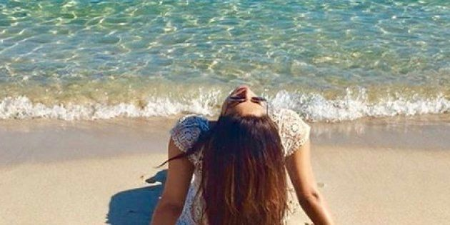 PHOTOS: Priyanka Chopra Spent Her Weekend Chilling Like A Water
