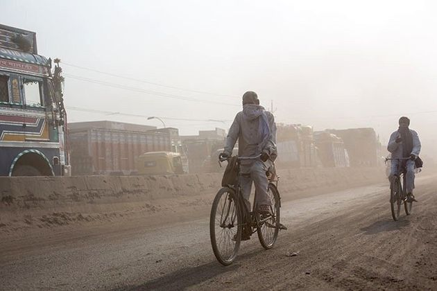 Photoblog: The Unholy Air Pollution In Holy