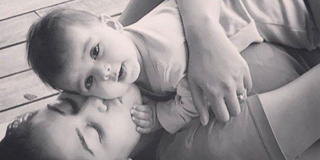 Here Is The First Picture Of Shahid And Mira Kapoor's Daughter,