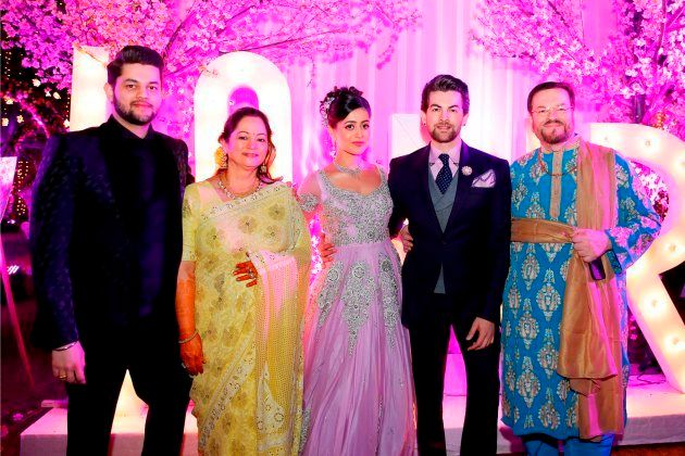 PHOTOS: Actor Neil Nitin Mukesh All Set To Marry Beau Rukmini