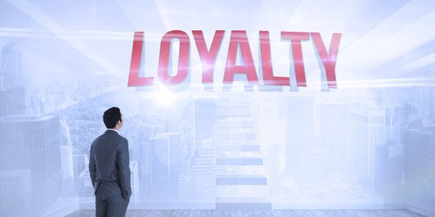 Loyalty Is The Antithesis Of