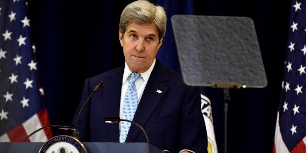John Kerry Issues Dire Warning On Israeli Settlements Ahead Of Pro-Settlement Donald Trump Entering