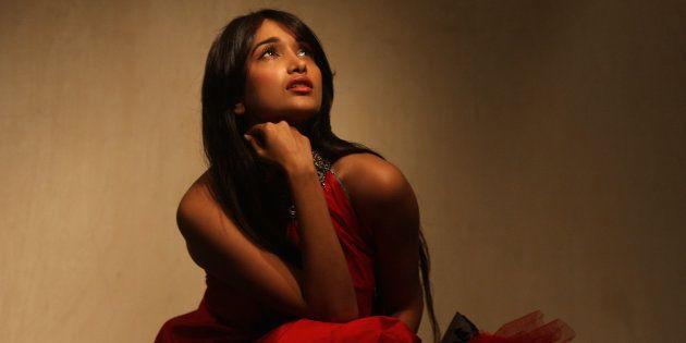 File photo of Bollywood actress Jiah