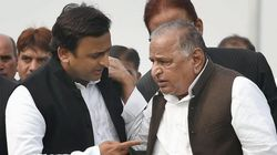 Akhilesh Conveys His Displeasure Over Candidates' List To Mulayam Singh As SP's Factional Feud Comes To The Fore