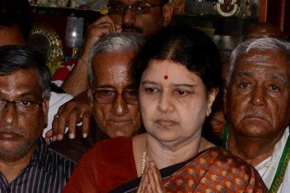 The Election Of Sasikala Is A Message To Both BJP And Chief Minister O.