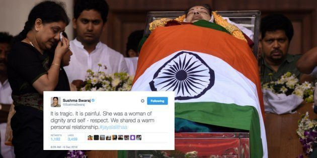 16 Tweets That Perfectly Sum Up Jayalalithaa's Fascinating