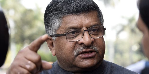 Congress Biggest Patron Of Corruption, Says Ravi Shankar