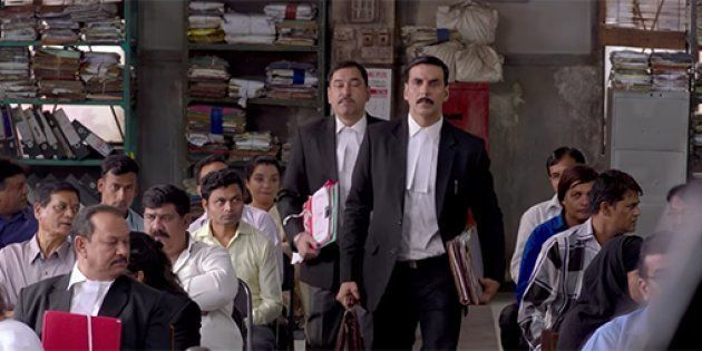 Why 'Jolly LLB 2' Is A Politically Inconvenient