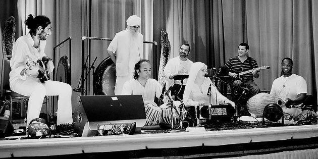 Grammy Award-Winning Album 'White Sun II' Features Indian Tabla Player Abhiman