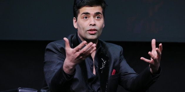 Here's The Somewhat Strange Jury That Karan Johar Has Put Together For His 'Koffee