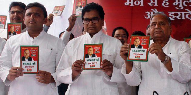 Uttar Pradesh Had Already Waved Akhilesh Yadav Off, His Expulsion Doesn't Matter, Says BJP's Shrikant