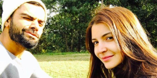 Virat Kohli's Late Valentine's Day Message For Anushka Sharma Is The Stuff Of Your Romantic