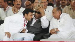 Akhilesh Yadav And Ram Gopal Taken Back Into Samajwadi Party, But The Drama Is Far From