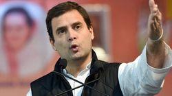 Rahul Gandhi And Chidambaram Demand Immediate Removal Of Weekly Cash Withdrawl
