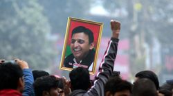 Did A Typewriter Lead To The Crisis In The Feuding Samajwadi