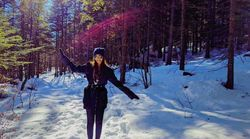 These Stunning Pictures From Sonam Kapoor's Austrian Vacay Will Make You Giddy With