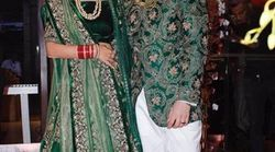 PHOTOS: Neil Nitin Mukesh And Rukmini Sahay's Wedding Reception Was A Star-Studded