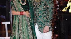 PHOTOS: Neil Nitin Mukesh And Rukmini Sahay's Wedding Reception Was A Star-Studded