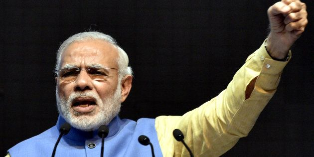 Ahead Of Lucknow Rally, BJP Workers Gloat 'Only Modi Can Break Modi's Record' Of Drawing Mammoth