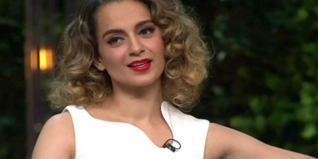 Kangana Demolished Every Industry Convention By Taking On Karan Johar On His Own