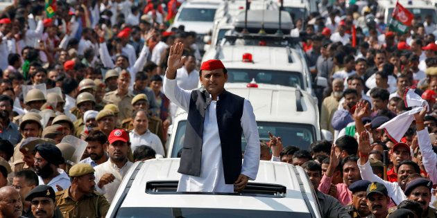 'In Ten Days, Akhilesh's Face And Name Will Be Outside Every