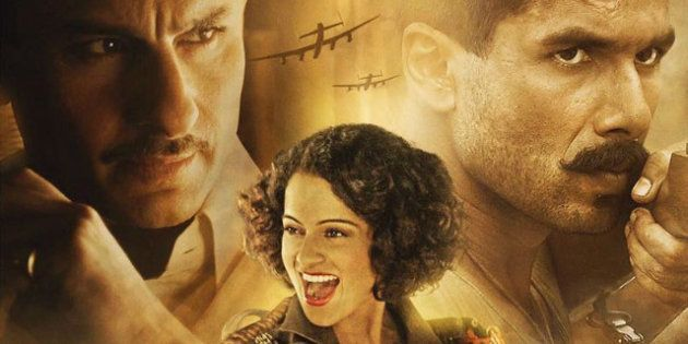 Vishal Bharadwaj Slams Report About 'Rangoon' Being Chopped By 40 Minutes Days Before