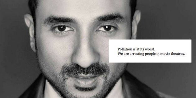 Vir Das' Facebook Post Perfectly Sums Up The Disaster That 2016 Has