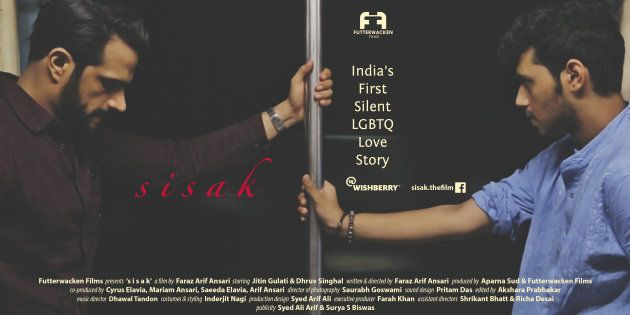 Making India's First LGBTQ Silent Film 'Sisak' Was Anything But