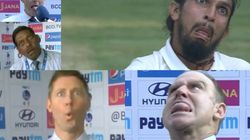 Watch: Brett Lee, Michael Clarke, Ravi Shastri, Matthew Hayden Take The 'Ishant Sharma Face