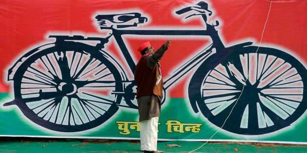 No Rift Between Akhilesh And Me, Only One Man Behind This Feud, Says Mulayam After Meeting