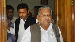 Mulayam Singh Assures Son Of CM Post But Akhilesh Camp Remains