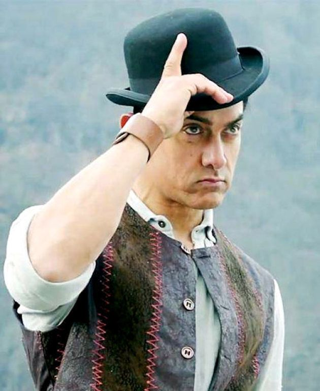 My Friend Aamir Khan Is 52 Today, But He Insists He's 'Stuck At
