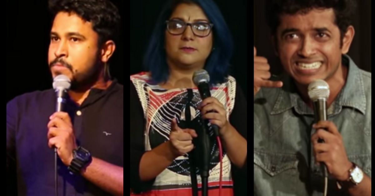 These Are The Top 10 Indian Stand-Up Comedy Acts Of 2016 And