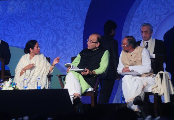 How Jaitley's Presence (Or Absence) At The Bengal Business Summit Could Make Or Break Bengal