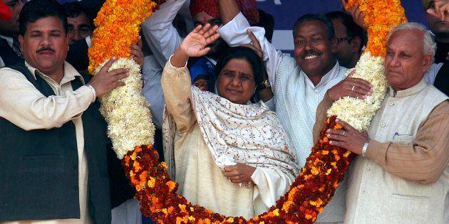 BSP chief Mayawati.