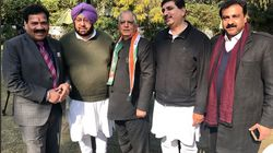 Darbari Lal Returns To Congress After AAP Cancels His Candidature On Charges Of