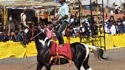 Photoblog: Horsing Around At The Sarangkheda Chetak Festival