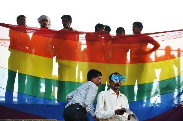 Bengaluru Pride March, 2014.