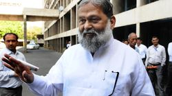 This Haryana Minister Believes Mahatma Gandhi's Picture Devalued The Rupee And Modi Is A 'Bigger