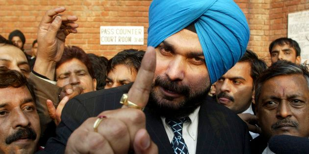 Navjot Singh Sidhu: I'm A Born Congressman, This Is Homecoming For